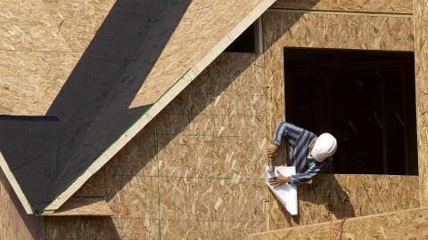 Construction résidentielle aux États-Unis