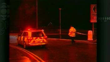 Fusillade à la base militaire de Masserene, à Antrim en Irlande du Nord