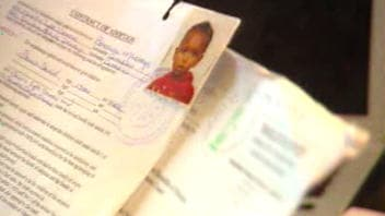 Documents d'adoption