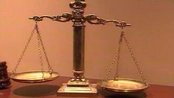 La balance est le symbole de la justice.