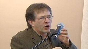 René Lefebvre, auteur de l'étude et chercheur à l'INRS