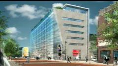 Projet d'immeuble 222, rue Ste-Catherine est
