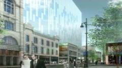 Projet d'immeuble de 12 étages pour Hydro-Québec