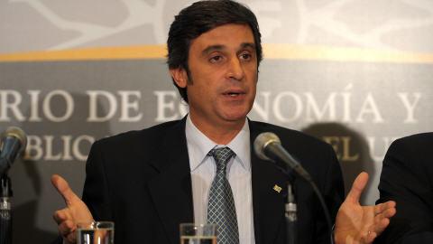 Le ministre de l'Économie de l'Uruguay, Alvaro Garcia, avait annoncé que son pays allait se conformer aux normes de l'OCDE vendredi dernier.