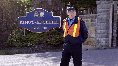 L'école de Nouvelle-Écosse où quatre cas confirmés de grippe porcine ont été rapportés