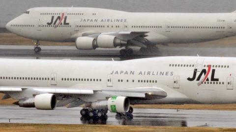 Boeing de Japan Airlines