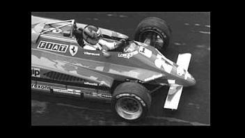 Gilles Villeneuve à Zolder