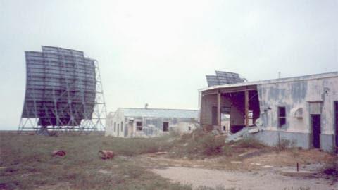 Base radar de Winisk