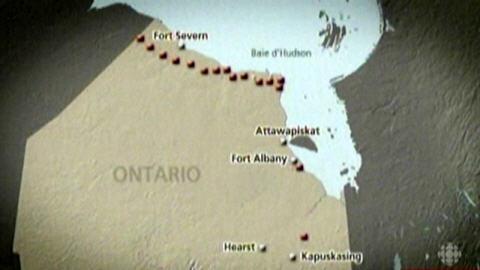 La ligne de défense du Centre du Canada