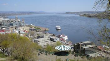 Fleuve Saint-Laurent Québec