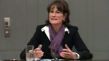 Kathleen Weil, la ministre québécoise de la Justice
