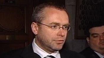 Le ministre Claude Béchard