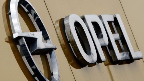 Logo d'Opel