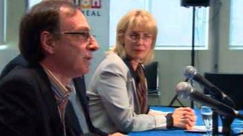 Michel Labrecque et Hélène Fotopoulos