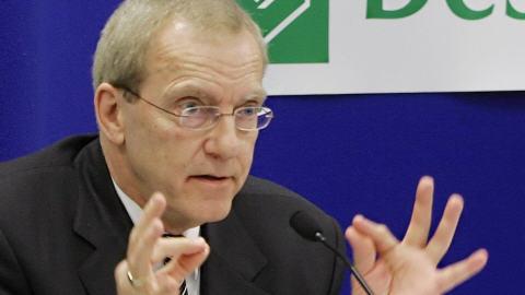 Louis Roquet était jusqu'à tout récemment président et chef de l'exploitation de Desjardins Capital de risque