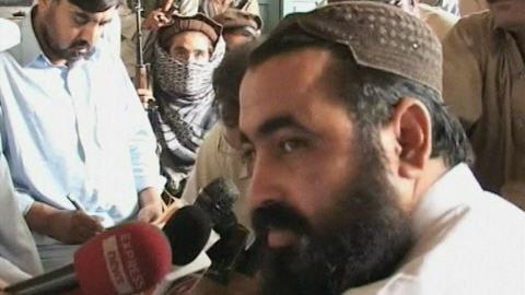 Le chef des talibans pakistanais, Baïtullah Mehsud