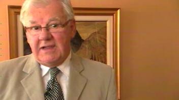 Yves Lamontagne, président du Collège des médecins du Québec