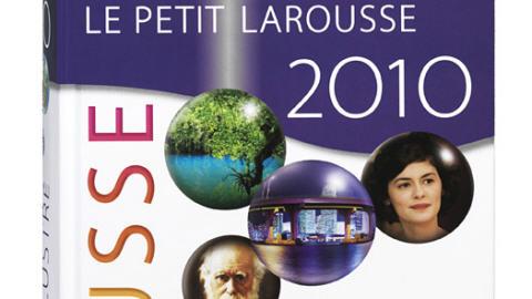 Petit Larousse 2010