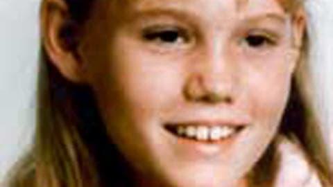 Jaycee Dugard au moment de sa disparition, à l'âge de 11 ans.