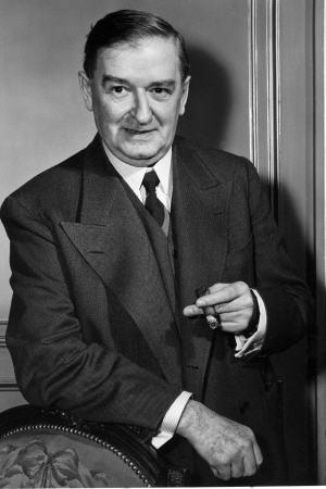 Le «chef» Maurice Duplessis, premier ministre de 1936 à 1939 et de 1944 à 1959