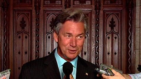 Gary Doer est nommé ambassadeur du Canada aux États-Unis par Stephen Harper