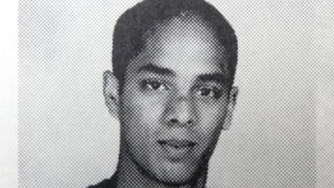 Une photo de Saad Khalid datant de 2004