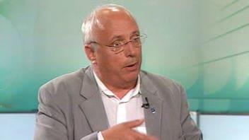 Le président de la CSQ, Réjean Parent.