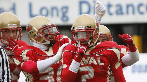 Le Rouge et Or de l'Université Laval
