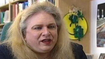 L'avocate transgenre Micheline Montreuil