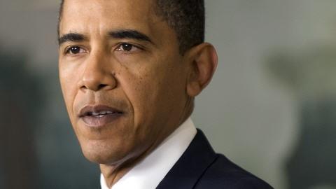 Le président américain Barack Obama.