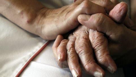 Personne souffrant de l'Alzheimer