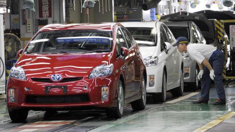 La Toyota Prius