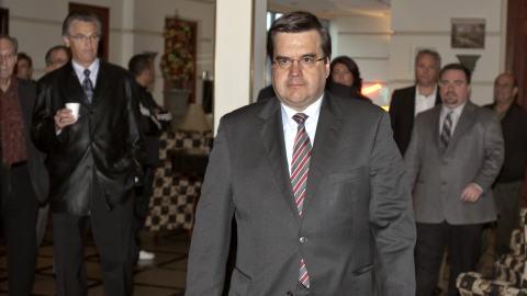 Le député libéral Denis Coderre