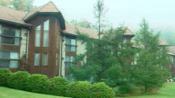 L'hôtel Lac Carling, situé près de Lachute dans les Laurentides, sera transformé en hôpital d'appoint en cas de pandémie.