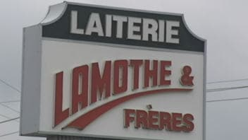 La Laiterie Lamothe à Drummondville