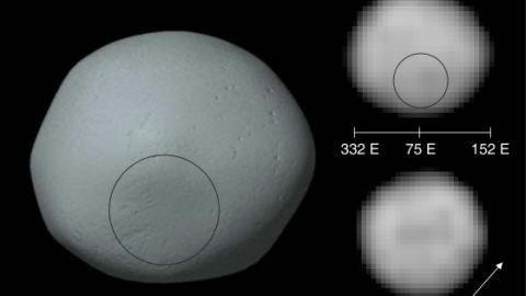pallas-protoplanete