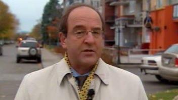Le Dr Alain Poirier, directeur national de santé publique du Québec