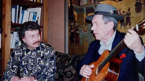 Patrick Norman avec Chet Atkins