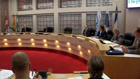 Le conseil municipal de Dieppe