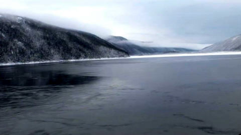 Le fleuve Churchill