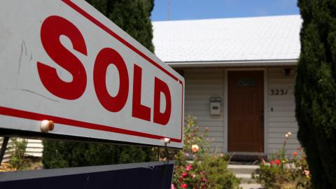 Une maison vendue aux États-Unis