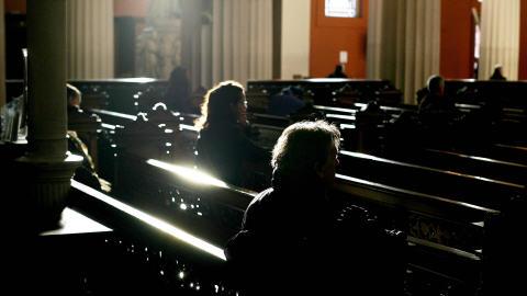 À la cathédrale St.Mary's de Dublin