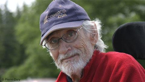 Le cinéaste Gilles Carle