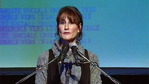Kathleen Weil, ministre de la Justice