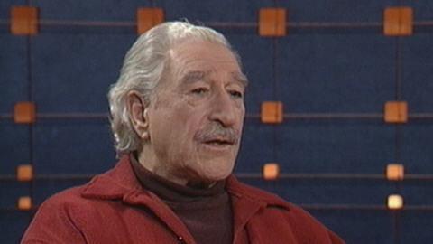 Michel Chartrand en 2000