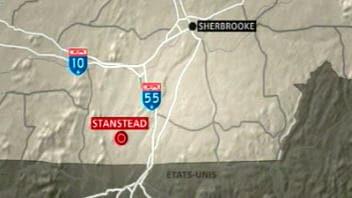La région de Stanstead