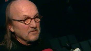 Jim Corcoran en entrevue avec Claude Deschênes