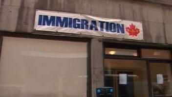 Bureau d'Immigration International 911 à Montréal