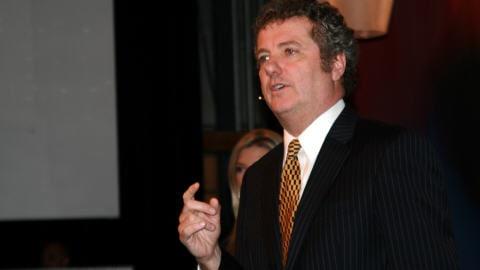 Sylvain Lafrance est le vice-président principal des services français de Radio-Canada.