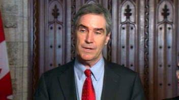 Le chef libéral Michael Ignatieff